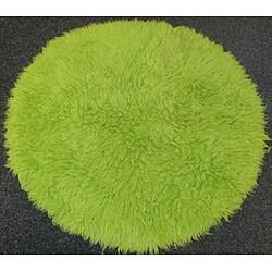 Amazon.com: round rugs 6'