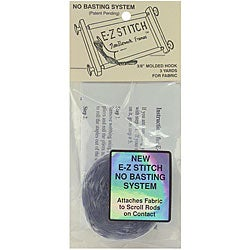 Scroll Rod No-basting System