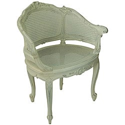 Hayworth Wood Dressing Chair