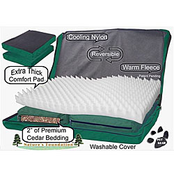 Pet Gear Nature's Foundation Pet Bed