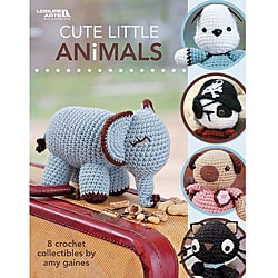 Leisure Arts 'Cute Little Animals' Crochet Book