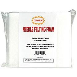 Colonial Needle Felting Foam