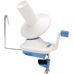 Lacis Hand-operated Yarn and Fiber Ball Winder