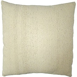 Elora Natural Ivory 24-inch Floor Pillow