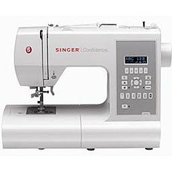 Singer Quantum 7470 Confidence Sewing Machine