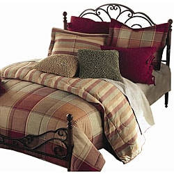 Gaylord Oversize 3-piece King Comforter Set