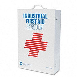 Industrial First Aid Station for Up to 100 People
