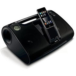 Philips DC185 iPod Docking Sound System (Refurbished)