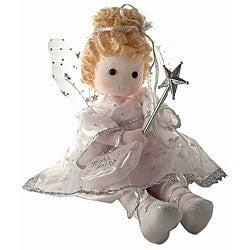 Tooth Fairy Collectible Musical Doll