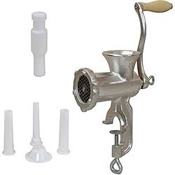 best stainless steel manual meat grinder