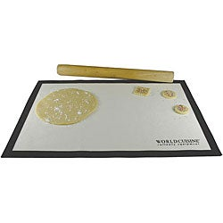 Paderno Nonstick Silicone 31x23-inch Pastry Mat