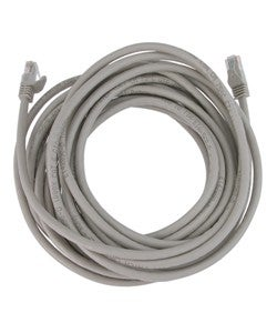 CAT6 25-foot Grey Ethernet Cable