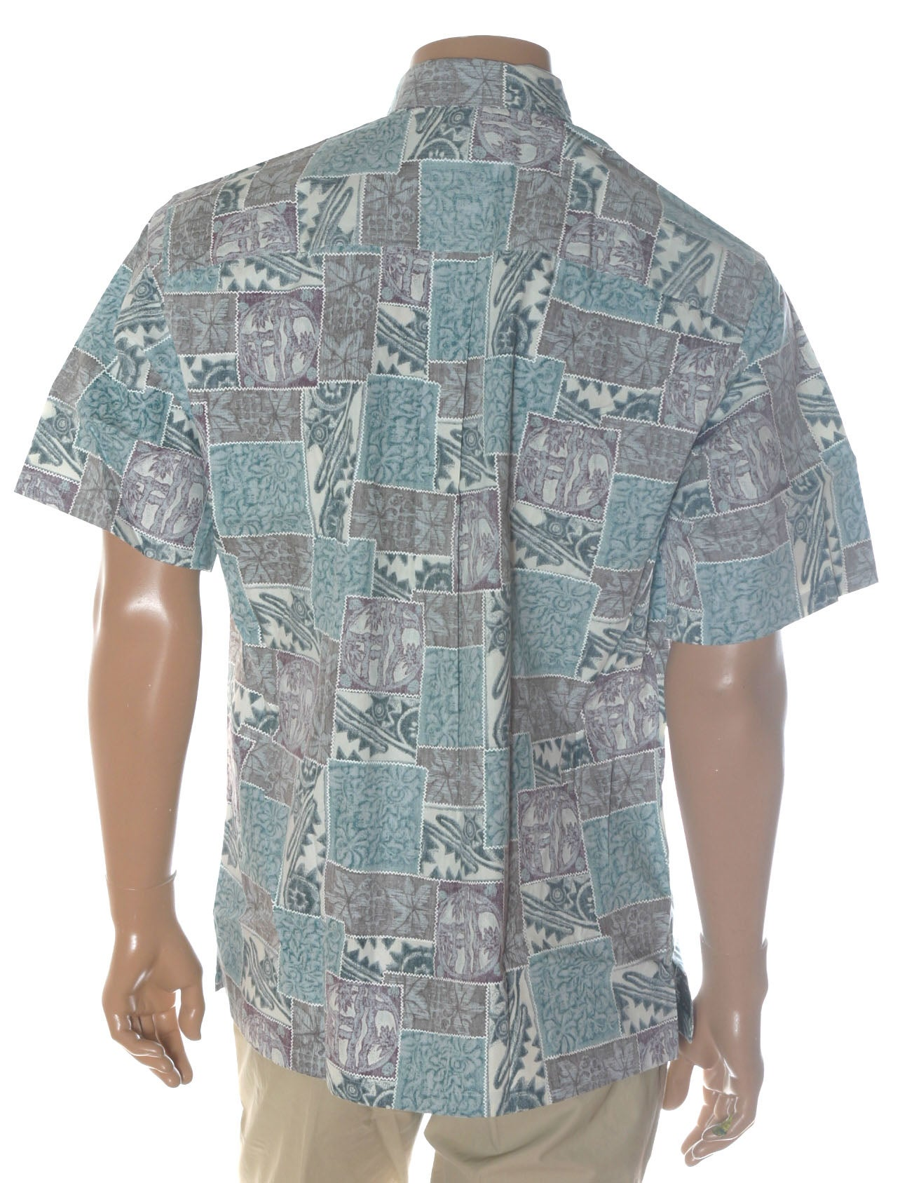 Cooke Street Honolulu Mens Hawaiian Shirt
