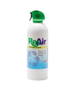 ReAir Refillable Duster, 50 Burst/Refill