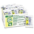 Spic and Span with Bleach Floor Cleaner Packets - 45/Carton