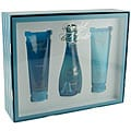 Davidoff 'Cool Water' 3-piece Gift Set for Women