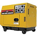 All-Power 6500 Watt 10HP Electric Start Diesel Generator