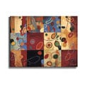 Don Li-Leger 'String Theory' Stretched Canvas Art