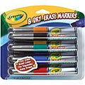 Crayola Eight-pack Assorted-color Chisel-tipped Dry-Erase Markers