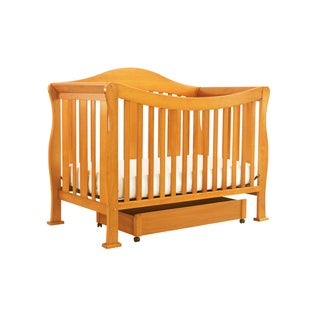DaVinci Parker 4-in-1 Crib with Toddler Rail in Oak