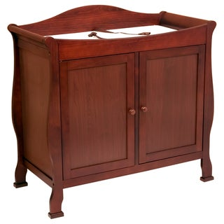 DaVinci Cherry 2-door Changing Table