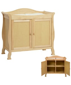 DaVinci 2-Door Wooden Changer