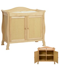 DaVinci 2-Door Wooden Changing Table