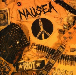 Nausea - Punk Terrorist Anthology Vol 2 1986-1988