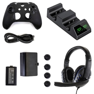 GameFitz 10 in 1 Accessories Pack for the Xbox One