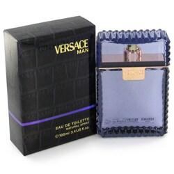 Versace Man Men's 3.3-ounce Eau De Toilette Spray