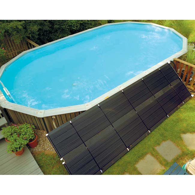 Sunheater Above Ground Pool Solar Heater Overstock Shopping The Best Prices On Pool Heaters