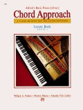 Alfred's Basic Piano Library, Level 1: Chord Approach Lesson Book (Paperback)
