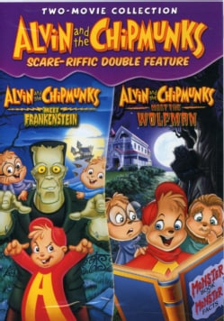 Alvin And The Chipmunks Scare-riffic Double Feature (DVD)