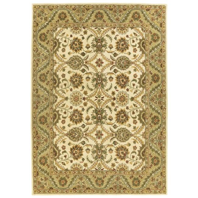 Handmade Elite Traditional Wool Oriental Rug (8' x 11')