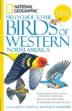 National Geographic Field Guide to the Birds of Western North America (Paperback)