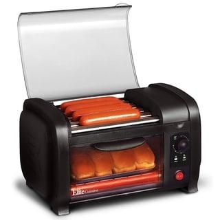 Elite Cuisine Hot Dog Toaster Oven EHD-051B