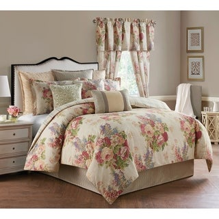 Porch & Den Savaria Floral Bouquet Comforter Set