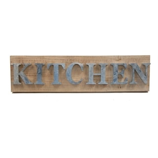 The Gray Barn Vintage Kitchen Decorative Wooden Wall or Door Sign