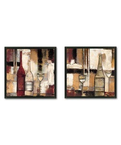 Bellows 'The Good Life' 2-piece Framed Art Set