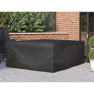 New Fashion Direct Wicker Patio Garden Outdoor Large Waterproof Furniture Rain Cover Direct Wicker