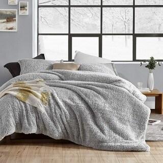 Coma Inducer Oversized Comforter - Two Tone - Wrought Iron