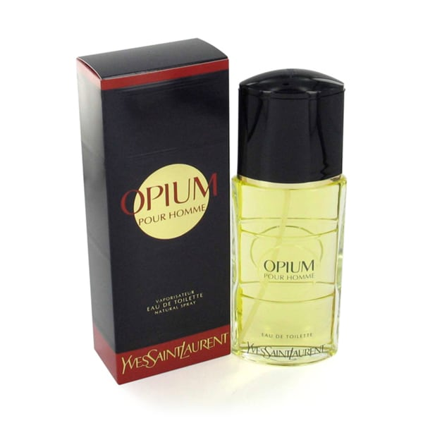Opium Men's 1-ounce Eau de Toilette Spray