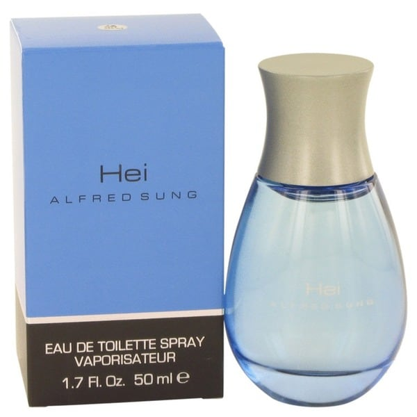 Hei Men's 1.7-ounce Eau de Toilette Spray