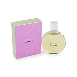 Chance by Chanel Women's 1.7-ounce Eau de Toilette Spray