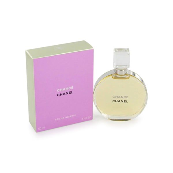 Chanel Chance Women's 1.7-ounce Eau de Toilette Spray