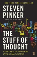 The Stuff of Thought: Language As a Window into Human Nature (Paperback)