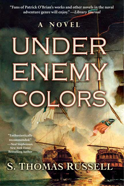 Under Enemy Colors (Paperback)
