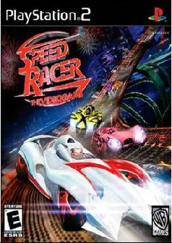 PS2 - Speed Racer: The Videogame