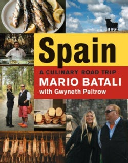 Spain: A Culinary Road Trip (Hardcover)