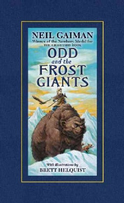 Odd and the Frost Giants (Hardcover)